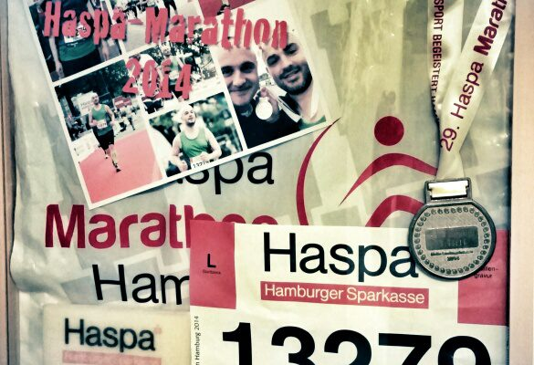 29. Hamburg-Marathon: Die Nachbearbeitung